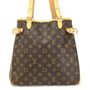 Louis Vuitton Bags - 100% Auth Louis Vuitton Batignolles Tote Bag